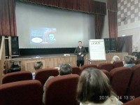 14 сентября в г. Окуловка прошел тренинг по «Бережливому производству»